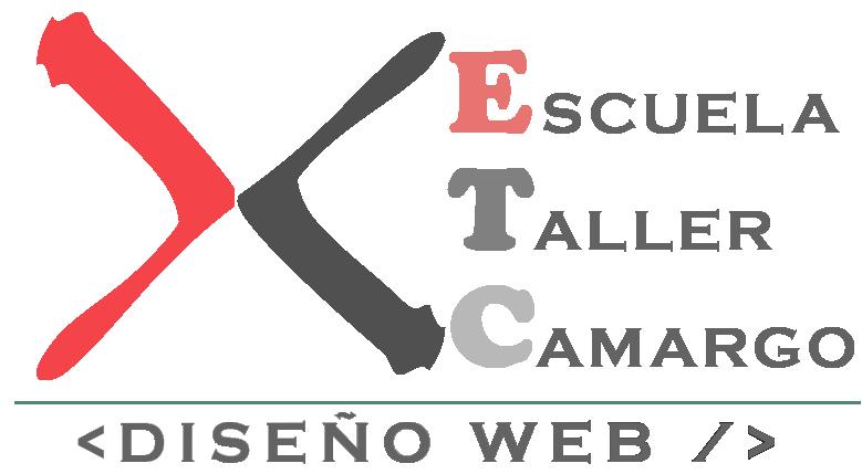 Escuela Taller Camargo X Web